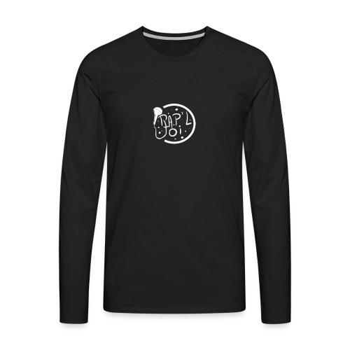 Casquette Logo Rap - T-shirt manches longues Premium Homme