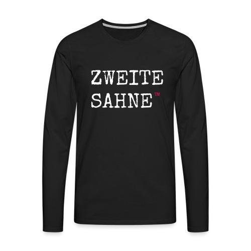 2nd Hand - Männer Premium Langarmshirt
