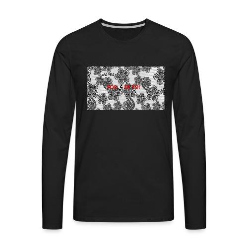 JE ME FOUS DE TOI 3 edite - T-shirt manches longues Premium Homme