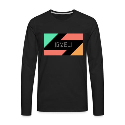 Irmelis Logo glothes - Men's Premium Longsleeve Shirt