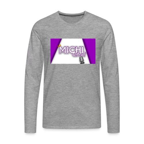 Camisa MichiCast - Men's Premium Longsleeve Shirt