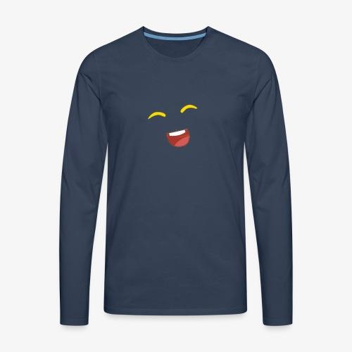 banana - Men's Premium Longsleeve Shirt