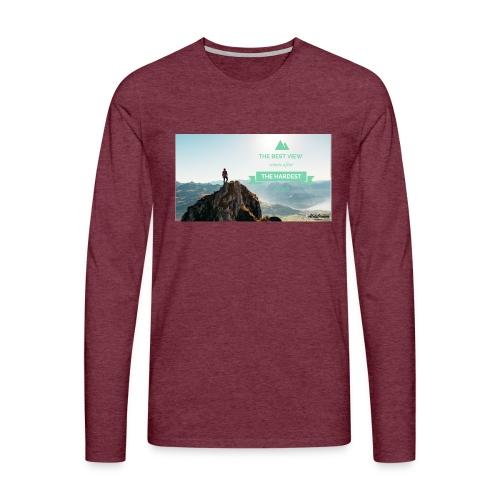 fbdjfgjf - Men's Premium Longsleeve Shirt