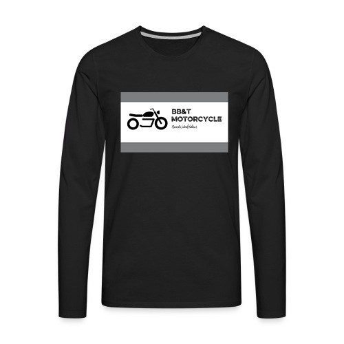 BB&T Motorcycle - Men's Premium Longsleeve Shirt