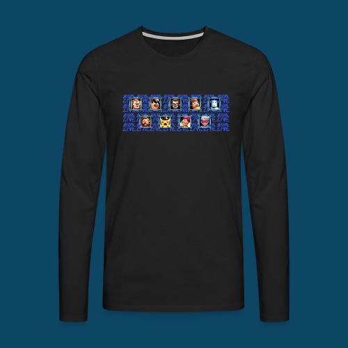 Benzaie LIVE - MUG - T-shirt manches longues Premium Homme