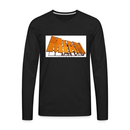 miami ctk - T-shirt manches longues Premium Homme