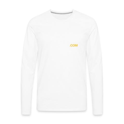 SportPug.com - Miesten premium pitkähihainen t-paita