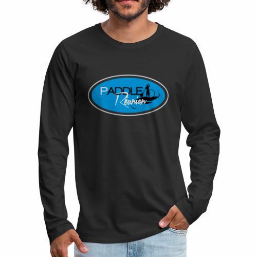 Paddle réunion classic 8 - T-shirt manches longues Premium Homme