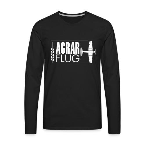 AGRARFLUG - Männer Premium Langarmshirt