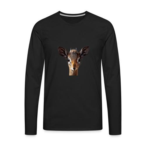 Antilope, Dik - Männer Premium Langarmshirt