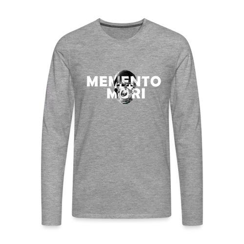 54_Memento ri - Männer Premium Langarmshirt
