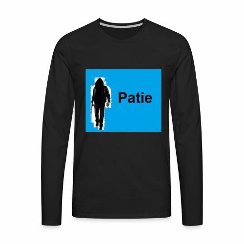 Patie - Männer Premium Langarmshirt