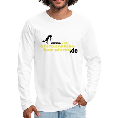 marta - Männer Premium Langarmshirt