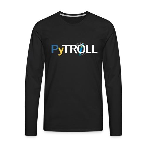 pytröll - Men's Premium Longsleeve Shirt