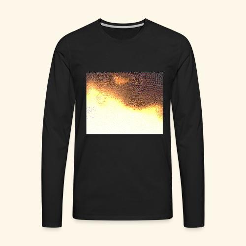 sky cloud - T-shirt manches longues Premium Homme