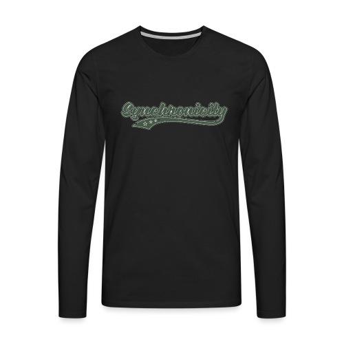 Synchronicity Vintage - T-shirt manches longues Premium Homme