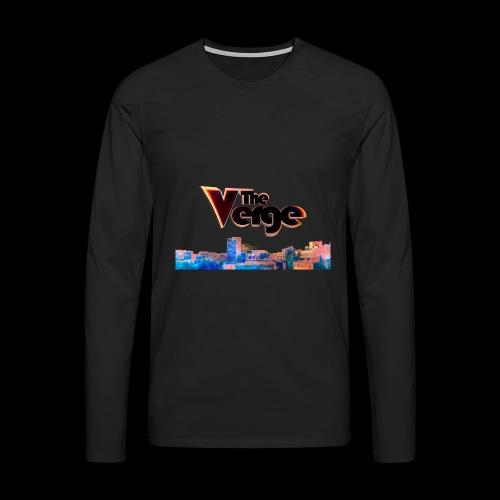 The Verge Gob. - T-shirt manches longues Premium Homme