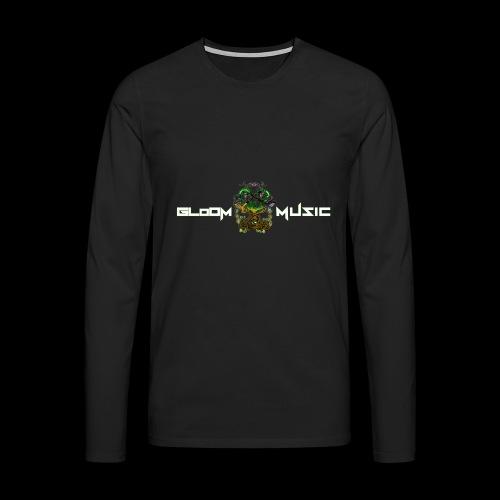 GloOm Music Tree - Men's Premium Longsleeve Shirt