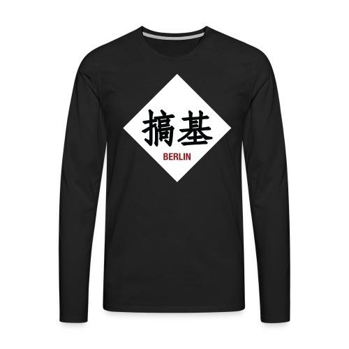 Design1-Berlin2 - Men's Premium Longsleeve Shirt