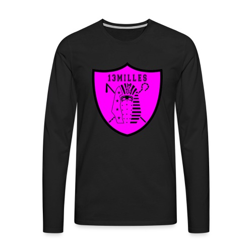 PHARAON OUEST SIDE FEMME - T-shirt manches longues Premium Homme