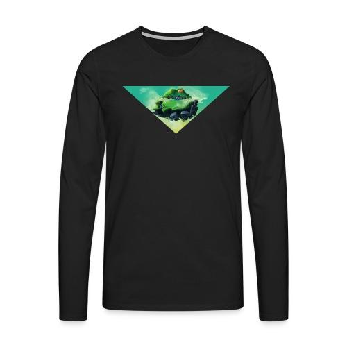 Flugobjekt - Männer Premium Langarmshirt
