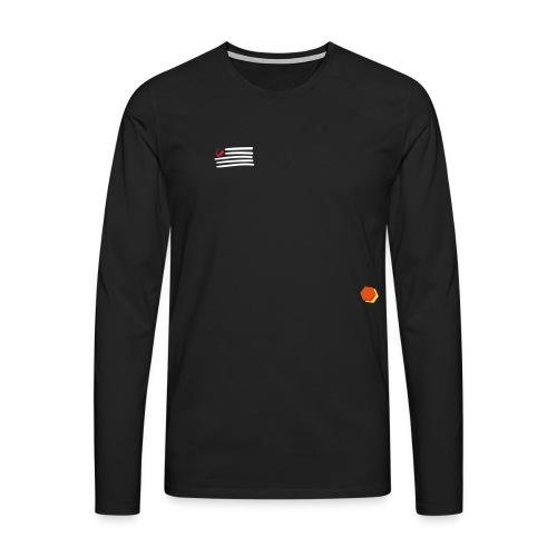 Skiirtt Skirrrt Shirrrt... - Mannen Premium shirt met lange mouwen
