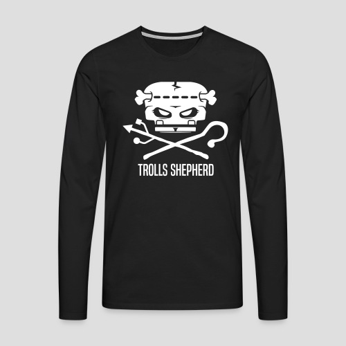 Trolls Shepherd - T-shirt manches longues Premium Homme