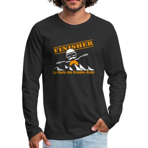 Finisher motofree - T-shirt manches longues Premium Homme