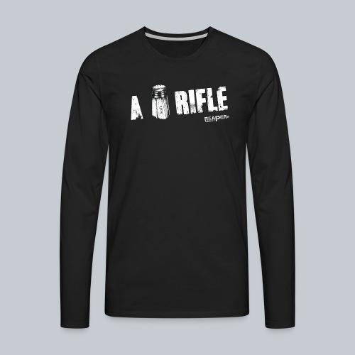 A SALT RIFLE - Männer Premium Langarmshirt