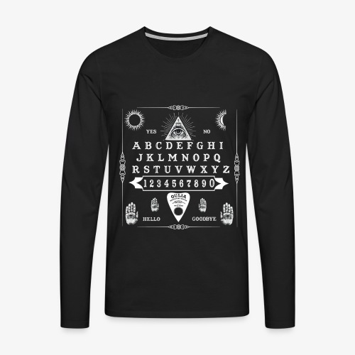 Ouija collection - T-shirt manches longues Premium Homme