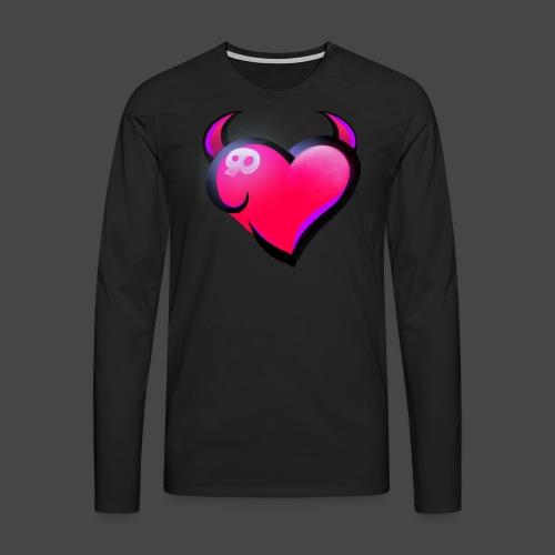 Icon only - Men's Premium Longsleeve Shirt