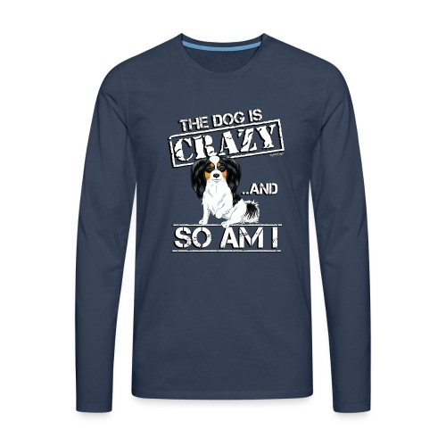 phalecrazy3 - Men's Premium Longsleeve Shirt