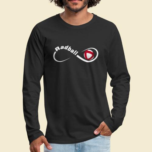 Radball 4 Ever - Männer Premium Langarmshirt