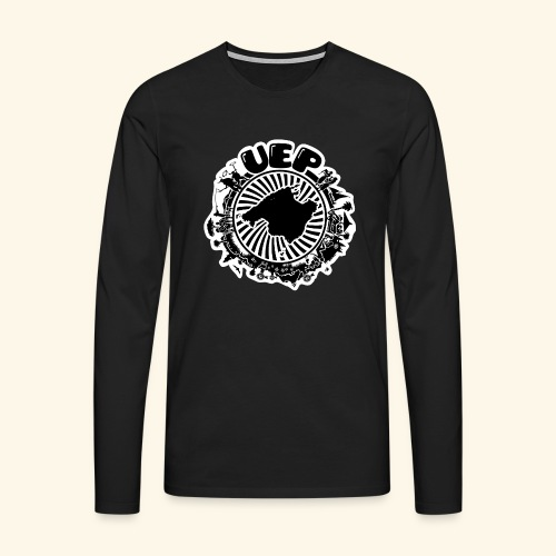 UEP white background - Men's Premium Longsleeve Shirt