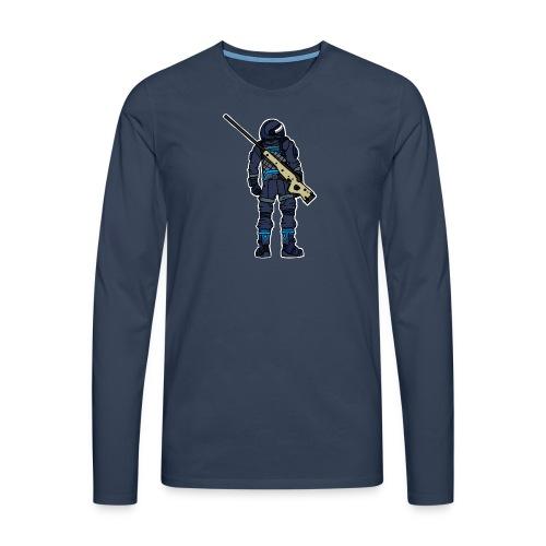 Noscoped - Men's Premium Longsleeve Shirt