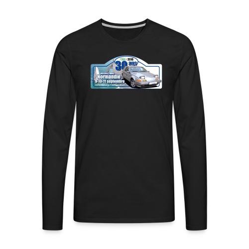 Plaque 480 - T-shirt manches longues Premium Homme