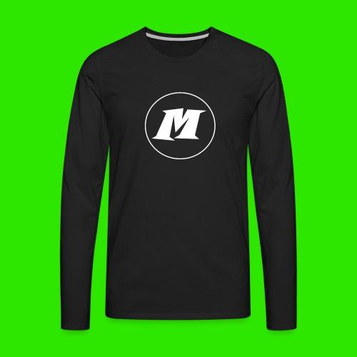streatwear kleding - Mannen Premium shirt met lange mouwen