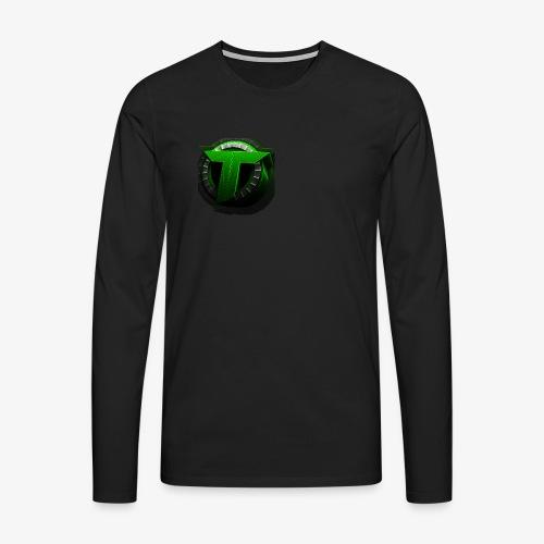 TEDS MERCHENDISE - Premium langermet T-skjorte for menn