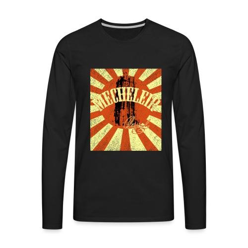 MecheleirOriginal5a - Mannen Premium shirt met lange mouwen
