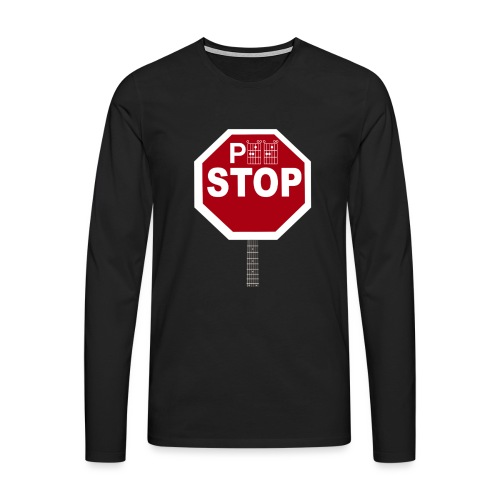 Pee Stop for Concert Goers! - Men's Premium Longsleeve Shirt