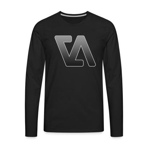 VA | Founders Logo | Limited Edition - Men's Premium Longsleeve Shirt