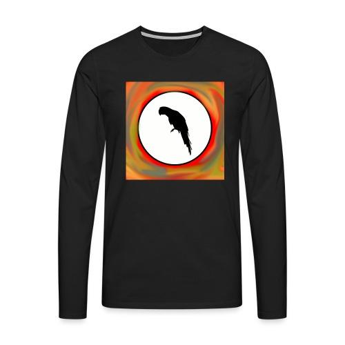 Papagei - Männer Premium Langarmshirt
