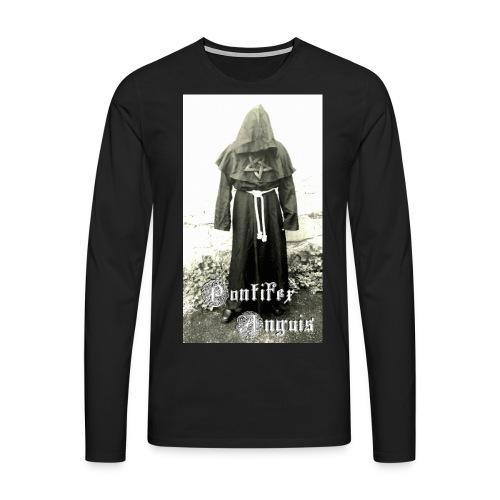 Die schwarzen Priester - Männer Premium Langarmshirt