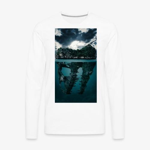 Underground - Männer Premium Langarmshirt