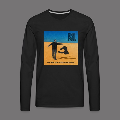 Mr Paul EP Design - Men's Premium Longsleeve Shirt