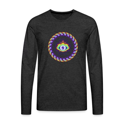 Third Eye - Men's Premium Longsleeve Shirt