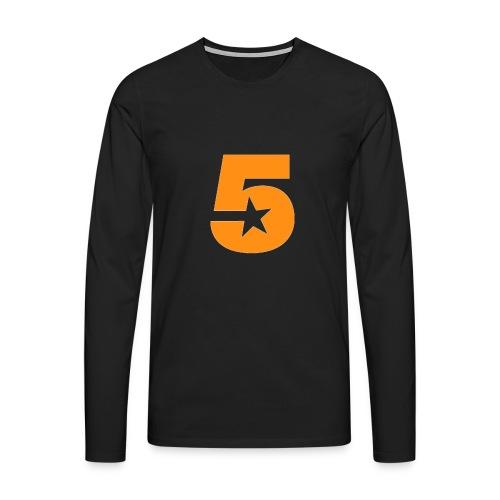 No5 - Men's Premium Longsleeve Shirt