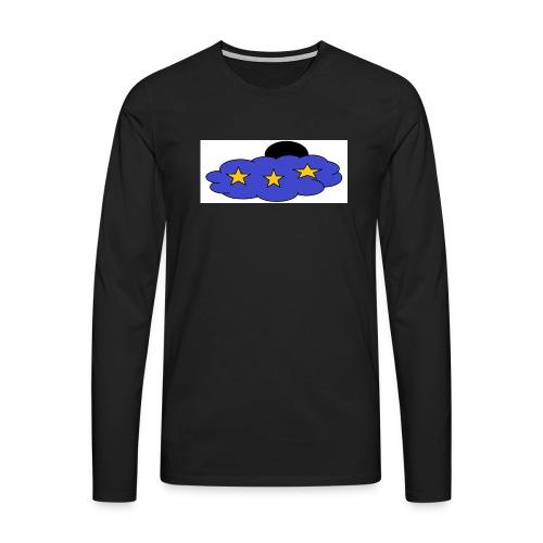 pixelpaint 3 - T-shirt manches longues Premium Homme