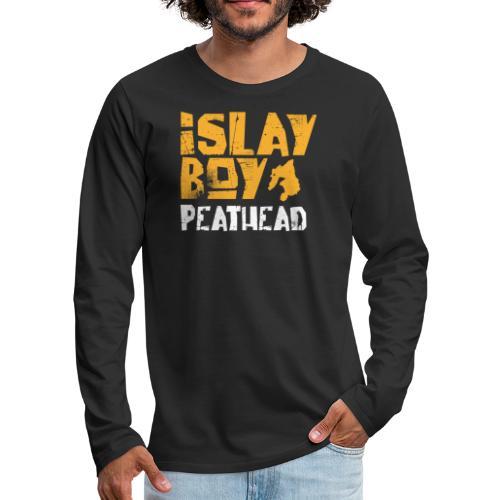Islay Boy 2 - Männer Premium Langarmshirt