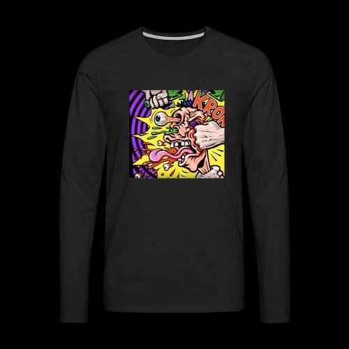 POW - Men's Premium Longsleeve Shirt